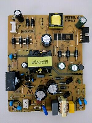 17IPS12 Vestel Power Supply Board - 23321119 Original PSU for various brands
