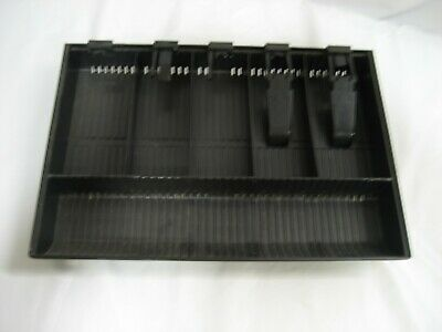 Used Sparco Cash/Coin Drawer insert, 5 Bill & 5 adjustable coin bins w/warranty
