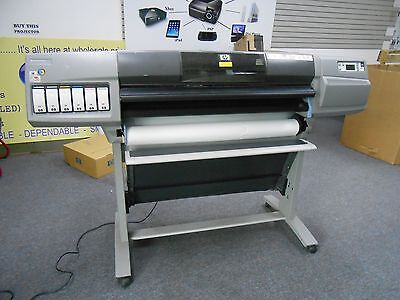 "HP Large Format Printer Design Jet 5500  42""  with many extra's LQQK"