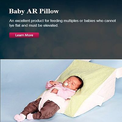 B-Z Baby products Lounger pillow MDCOMFORT WEDGE