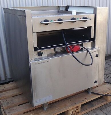Air Cleaning System ACS Varithek Grill 9000 Kochstation