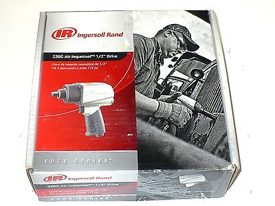 "New  Ingersoll-Rand 236G  1/2"" Edge Series Impact Wrench - Free Shipping"
