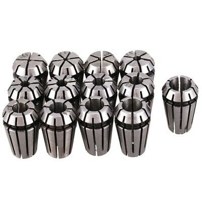 13 pcs ER11 collets 1-7mm Set For CNC milling tool engraving P7P7