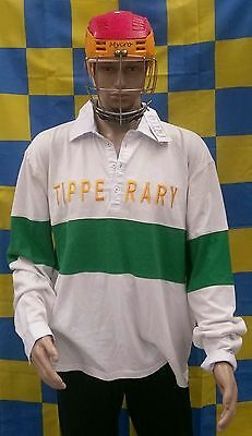 Tipperary GAA (BNWT's) 1920's Retro Hurling / Gaelic Football Jersey (Adult XXL)