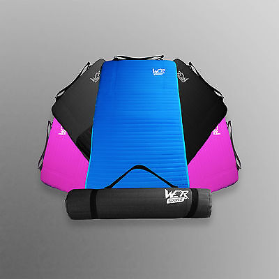 We R Sports Yoga Exercise Mat Physio Pilates Festivals Camping Non Slip 10mm
