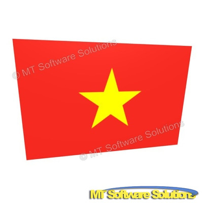 Learn to Speak VIETNAMESE - Extensive Language Training Course PC MAC