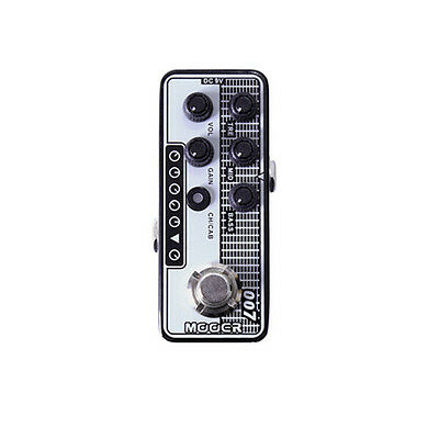 Mooer Regal Tone 007 Digital Micro PreAmp Guitar Effects Pedal