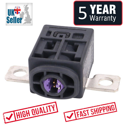 Audi A4 A5 A6 Q5 Q7 Battery Cut Off Fuse Overload Protection Trip 4F0915519