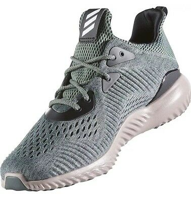 3a4368633  BB9042  ADIDAS ALPHABOUNCE EM  POISON IVY  ARMY GREEN GREY MEN SNEAKERS Sz  11.5 -  79.99
