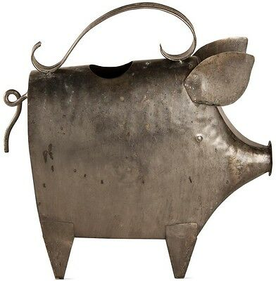 Tag 1/2 Gal. Wally The Pig Watering Can