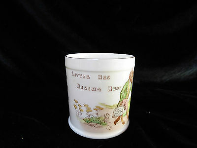 Shelley Childs Christening cup dated 1919 at least,  Little red riding hood.