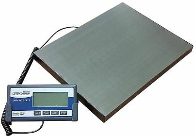 Digiweigh 400lb Stainless Steel Digital Shipping Scale With Remote New