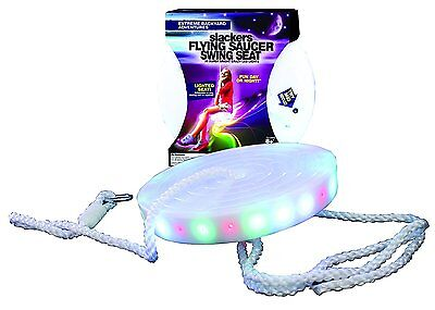 Slackers Night Riderz Led Flying Saucer Seat, Multi