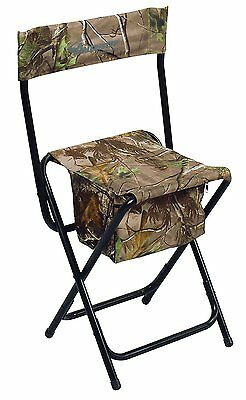 Ameristep 3RG1A014 High-Back Chair, Realtree Xtra Green Camo