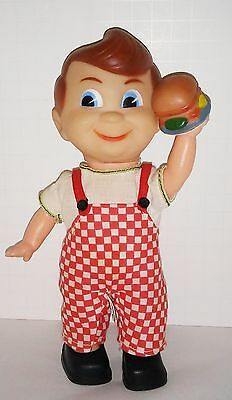 Bob's Big Boy Dakin nice loose complete Nice clean doll 1060's late no issues