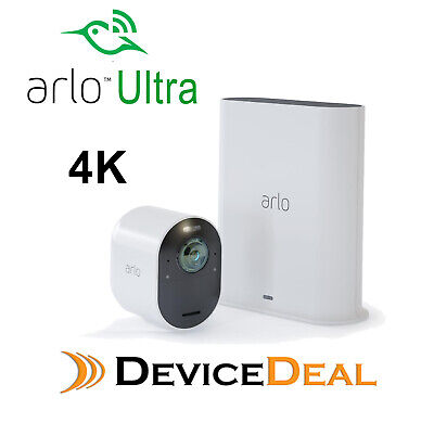 NETGEAR VMS4130 Arlo Pro Wire-Free HD Camera Security System with 1 HD Cameras