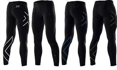 2XU COMPRESSION PANTS | Mens Long Tights Pants Skins | SIZE SM MED Large XL XXL