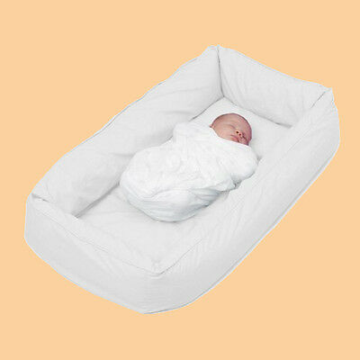 Tetra Original Snuggle Bed with Cover - No need for Bassinet or Cradle - Apricot
