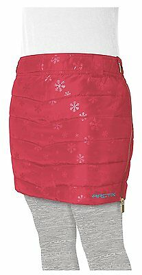 Arctix Girls Insulated Snow Skirt, Large, Melon