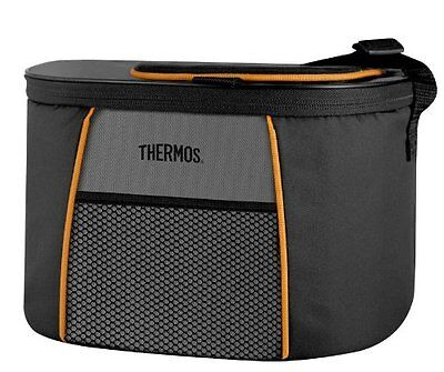 THERMOS Element5 6 Can Cooler, Gray