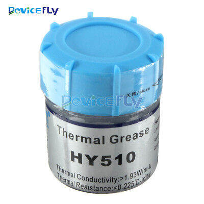 20g HY510-CN10 Grey Thermal Conductive Grease Paste CPU GPU LED Chipset Cooling