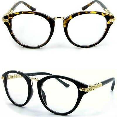 Occhiali neutri KISS® mod. PURE RETRO montatura da vista DONNA vintage cat eye