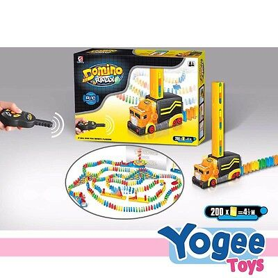 5-Channel Remote Control Dominoes Setting Car