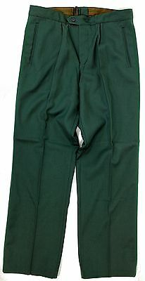 Ddr East German Army Barrack Police Trousers