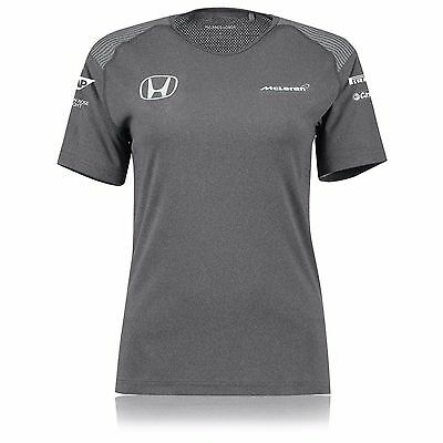 McLaren Honda F1 Official Womens Team T-Shirt - 2017 - Clearance price - XS