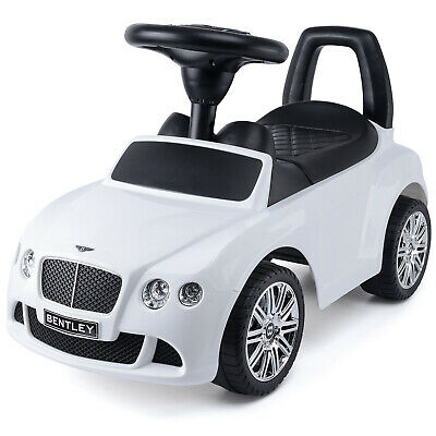 Children's Ride On Car Bentley Continental GT Toy Licensed With Sound Effects