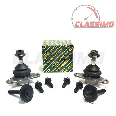 Lower Ball Joint Pair for VOLVO S60 S80 V70 & XC70 - 1998 to 2009