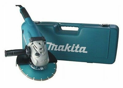 MAKITA smerigliatrice flex 230mm 2200w valigetta + disco diamantato GA9020KD