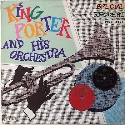 King Porter And His Orchestra – Special Request (VINYL LP)