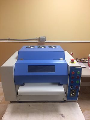 """UV Coating Machine 13"""" for digital and Offset Printing Industry"""