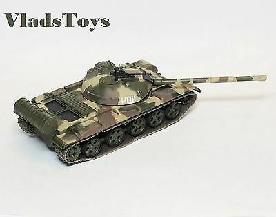 Eaglemoss 1:72 T-62 Main Battle Tank Soviet Army, #H011 USSR EMRA07 Discontinued