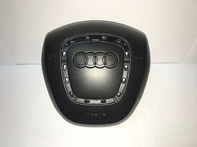 AIRBAG COVER AUDI A3 A4 A5 A6 A8 4 SPOKE STEERING WHEEL ORIGINAL 2003 On