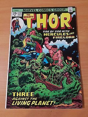 The Mighty Thor #227 ~ FINE FN ~ (1974, Marvel Comics)