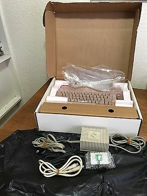 Vintage Commodore 64 Personal Computer Keyboard Complete In Box