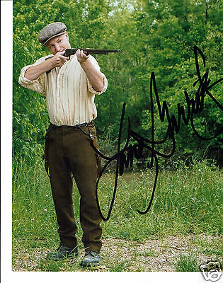 Lane Garrison Actor Bonnie & Clyde Hand Signed Photograph 10 x 8