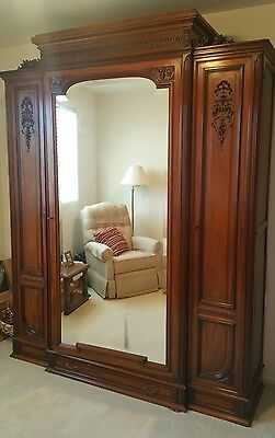 Louis XVI French Armoire