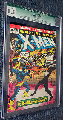 X-Men #97 CGC 8.5 White Pages (Qualified) - 5th New X-Men