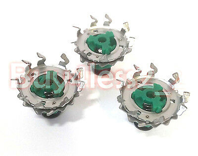 RQ11 Shaver Head Blades 3X For Philips Norelco 2d 1150X 1160X 1190X 1180 61/6800
