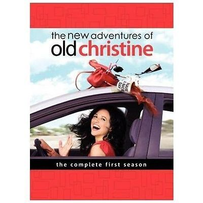 The New Adventures of Old Christine - Complete First Season (DVD, 2008) SEALED