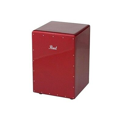 Pearl Boom Box Cajon Drum - Red Sparkle