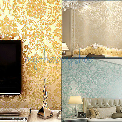3D Wallpaper Mural for Living Room Bedroom Wall Paper Non-woven Home Decoration