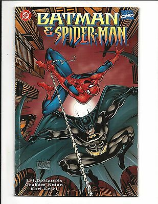 Batman / Spider-Man One-Shot (Dc / Marvel Comics, 1997), Vf