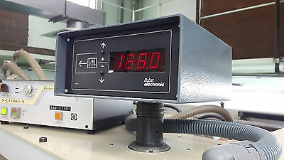 700-WK bobst COUNTER MONITOR