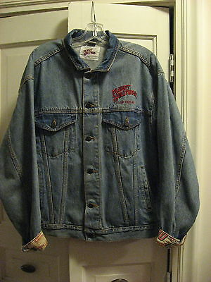 Retro Planet Hollywood Jacket Out of this World! Las Vegas, Large