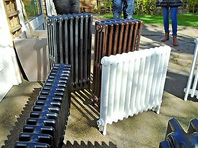 vintage cast iron radiators 90cm high