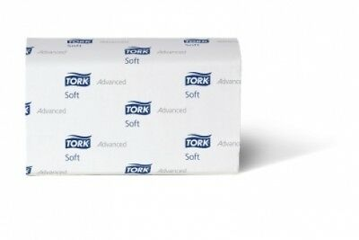 Tork Sca Advanced H2 120289 Interfold Hand Towel in White - 21 Pack Carton